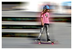 Skater Girl! Kids Skates, Skate Girl, Take That, Punk, Pretty, Casual, Girls, Style, Fashion