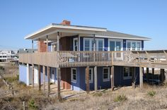 Southern Shores Vacation Rental: Blue Fin 609 | Pet Friendly Outer Banks Rentals