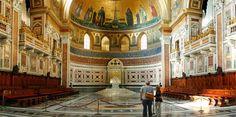 """In Cammino: fr. Massimo Rossi """"Dedicazione della Basilica Late..."""