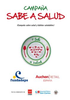 Informe 2016 de la campaña Sabe a Salud Chart, Health Education, Cardiovascular Disease, Health Professional, Quizes, Physical Activities, Did You Know
