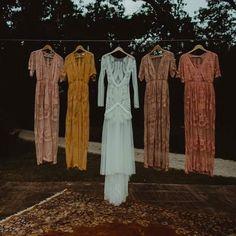 Top 11 Most Glamorous BOHO Wedding Ideas---bohemian wedding bridesmaid dresses. wedding bridesmaids Top 11 Most Glamorous BOHO Wedding Ideas Perfect Wedding, Dream Wedding, Gypsy Wedding, Hipster Wedding, Wedding Vintage, Trendy Wedding, Summer Wedding, Look Boho, Wedding Bridesmaid Dresses