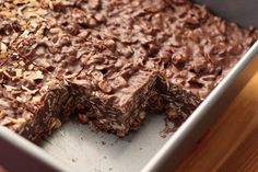 No-bake chocolate, peanut butter and coconut bites: The only thing easier than making these no-bake chocolate desserts is eating them