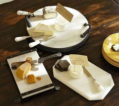 Camembert Marble Cheese Board