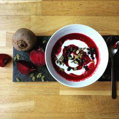 En god rotfruktssoppa. För recept se hemsidan.  http://kajsaasp.se/2016/02/rod-soppa-pa-en-gron-mandag-greenmonday/  IMG_4069.jpg 1500 × 1500 pixlar