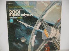 2001 A Space Odyssey  Music From the Motion by notesfromtheattic, $10.00