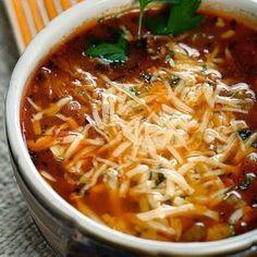 Retete culinare | Sanatate | Diete: Reteta supa greceasca