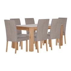 Schreiber Harbury Extendable Dining Table with 6 Upholstered ChairsSchreiber Chalbury 6 8 Seater Extendable Dining Table with 6  . Adaline Walnut Extendable Dining Table And 6 Chairs. Home Design Ideas