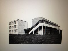 Bundesschule des ADGB / Hannes Meyer / Hans Wittwer Bernau bei Berlin (1928 - 1930)