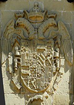 Escudos Heráldicos en Baeza Jaen Patrimonio de la Humanidad 29 by Rafael Gómez www.micamara.es, via Flickr