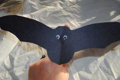 Finger Puppet Bat