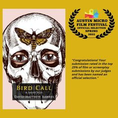 Bird Calls, Submissive, Film Festival, Amelia, Authors, Indie, Congratulations, Movie Party, Writers