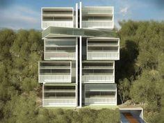 Basic Vista 2 #CódigoZArquitectos #Arquitectura #DiseñoDeInteriores