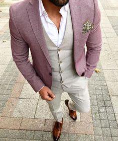 Details Make The Difference #12 | MenStyle1- Men's Style Blog #MensFashionBlazer