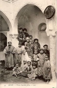 jewish family Bone_Algeria
