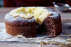 Torta+Nua+al+Cioccolato