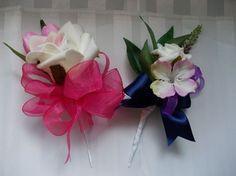 artificial buttonholes
