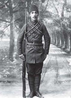 19 yy. Türk Askeri