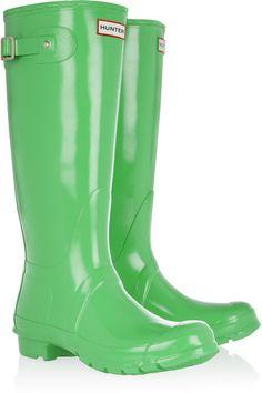6f24c452ae9ee4 Original Tall Gloss Wellington Boots - Lyst Wellies Boots