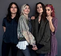 1000+ images about Warpaint - Favorite Band, Fashion Icons ...