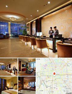 O hotel urbano encontra-se muito próximo das áreas de negócios de Guang'anmen e de Xidan, a cerca de 33 km do Aeroporto Internacional de Pequim Capital e a aproximadamente 5 km da estação de comboios de Pequim Ocidental.