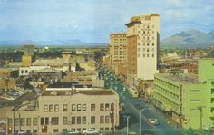Tucson in the 1940s