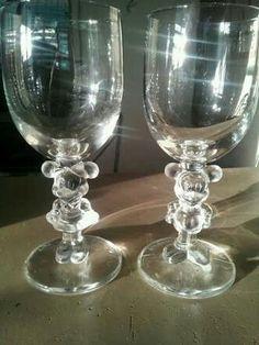 Mason Jar Wine Glass, Mickey Mouse, Tableware, Mugs, Cups, Wedding Disney, Dinnerware, Michey Mouse, Dishes