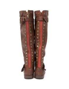 Women Tall Boots Zipper