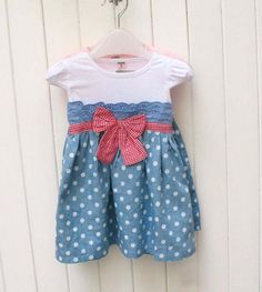 2012 New Korean children's clothing, wholesale princess dress short sleeve dot baby girl dress-in Dresses from Apparel & Accessories on Aliexpress.com