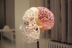 The Craziest Pieces Of Art From The 3D Printshow