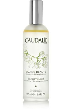 """Caudalie brings a beauty myth to life with its sublime mist inspired by Queen Isabella of Hungary's """"elixir of youth"""".Formulated from a blen. Beauty Myth, Beauty Elixir, Beauty Heroes, Face Beauty, Skincare For Oily Skin, Skincare Dupes, French Skincare, Glow, Face Mist"""