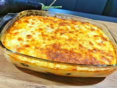 Greek Cooking, Greek Recipes, Food To Make, Casserole, Pizza, Menu, Cheese, Vegetables, Trust