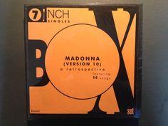 Madonna A Retrospective (Version 10) 8 x 7  BOX SEALED BX45407 Unofficial Rebel