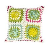 Cushion Covers   Recycled Gifts   Fair Trade Homewares Crocheted Patchwork $44.95 To place an order for thiis beautiful cushion cover, click on the link below http://www.oxfamshop.org.au/homedecor/cushion-covers #oxfamshop #fairtrade #shopping #homedecor #cushioncovers