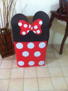 Caja de regalo Minnie Mouse