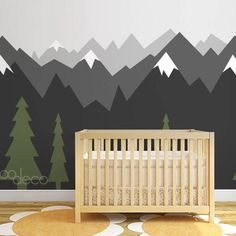 1015 Best Nature Baby Themed Rooms Images Nursery Room