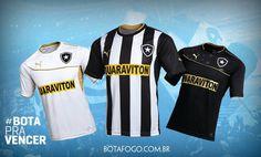 Uniforme Botafogo Puma 2013