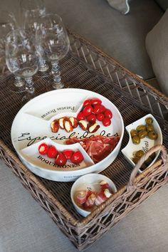 Especialidades Party Plate Riviera Maison €59,95
