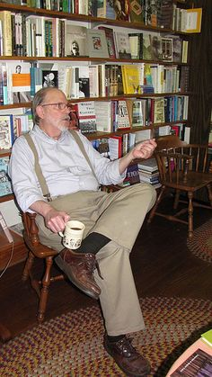 Hugh McCormick of McCormick Book Store...Greenville, MS. Retired and store closed.