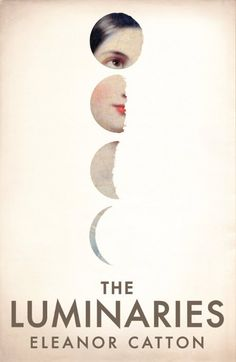 50 Covers for 2013 | The Casual Optimist - The Luminaries, by Eleanor Catton; design by Jenny Grigg (Granta)