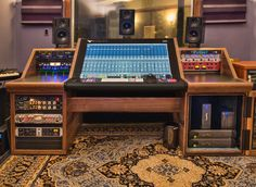 Slate Raven Studio Desks