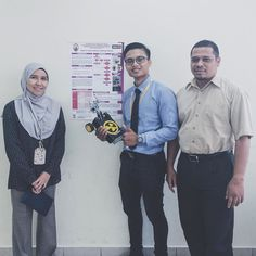 I would like to thanks all my beloved lectures and friends for helping me out to get this far. Thanks for the inspiration and motivation through this 4 years! Bye-bye computer engineering. #tamatbelajar#computerengineer#arduino by iimlan