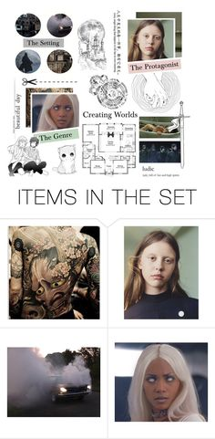 """In my head angels scream, searching for some love and understanding // CW"" by deadcrush ❤ liked on Polyvore featuring art"