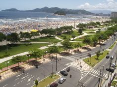 If I had to pick my favorite place that I've ever been, it would be Santos Brazil. Places Around The World, Around The Worlds, Beach Design, Front Yard Landscaping, Central America, Beautiful Beaches, Cool Places To Visit, Beautiful World, Landscape Design