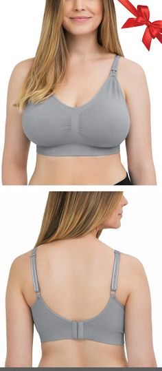 Plus Size Nursing Bra Motherhood Plus Size Wrap Nursing Sleep Bra ...