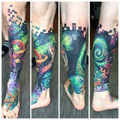 FINISHED space sleeve by Paul Berkey from De La Ink Colorado - Imgur