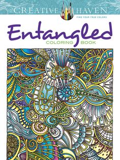 Dover Creative Haven Enchanted Coloring Page Example