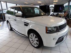 2011 Land Rover Range Rover Sport 3.0 TDV6 Stormer 5dr CommandShift | £39,999
