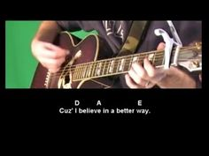 "A Better Way - Ben Harper - Acoustic Guitar Lessons. In this guitar lesson video tutorial, you will learn how to play ""A Better Way"" by Ben Harper with the chords and lyrics included."