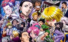 Hunter x Hunter Anime HD Wallpaper Animation Wallpapers