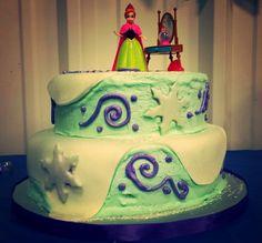 Disneys Frozen cake N.C. Cakes